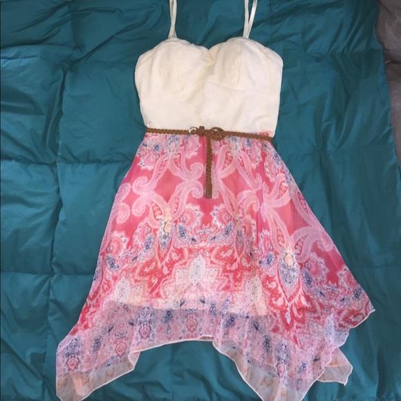 As U Wish Dresses & Skirts - As U Wish paisley Dress XL